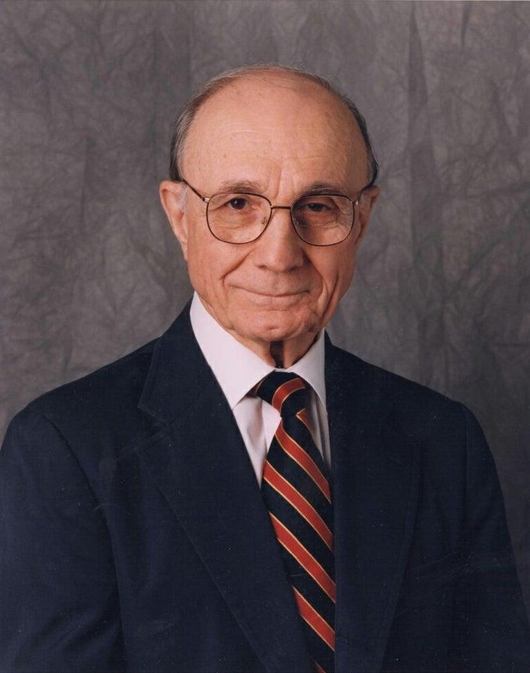 Edmund D. Pellegrino, MD